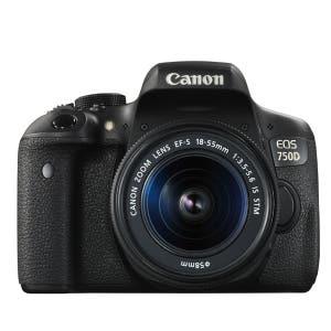 Canon EOS 750D + 18-55mm STM