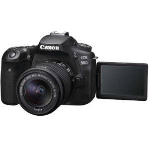 Canon EOS 90D + 18-55mm STM