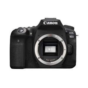 Canon EOS 90D Body Only - front