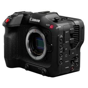 Canon EOS C70 Body Cinema EOS - RF Mount