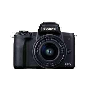 Canon EOS M50II + 15-45mm Kit