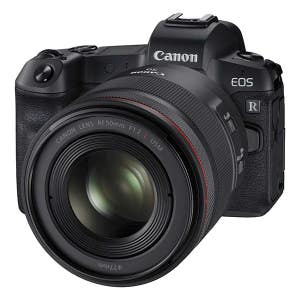 Canon EOS R + 50mm f1.2L - kit