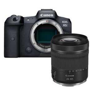 Canon EOS R5 + 24-105mm STM Kit