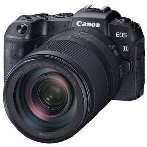 Canon EOS RP + 24-240mm