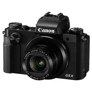 Canon Powershot G5X - (Canon repack stock)