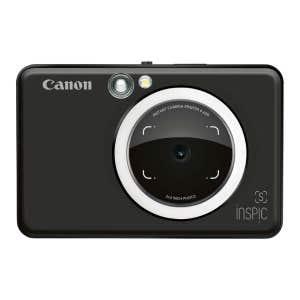 Canon Inspic S Instant Camera - White