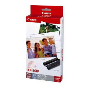 Canon KP-36IP Ink & Paper 36 Sheets