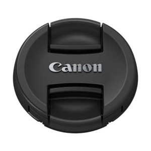 Canon Lens Cap E-49 - Angle