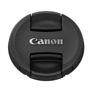 Canon Lens Cap E-55 - Angle