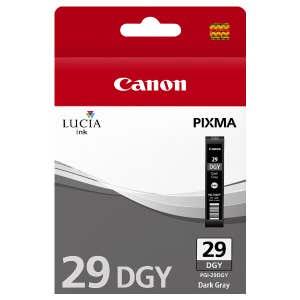 Canon PGI29DGY Dark Grey Ink (Pro One Series)