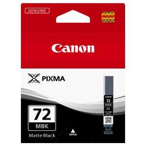 Canon PGI72MBK Matte Black Ink Tank PIXMA PRO10