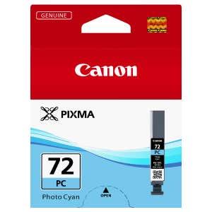 Canon PGI72PC Photo Cyan Ink Tank for PIXMA PRO10