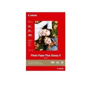 Canon Photo Paper Plus Glossy II A3 (20pk) PP201A3