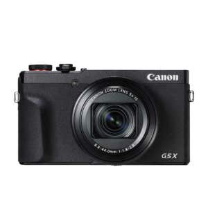Canon Powershot G5XII - Front View