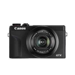 Canon Powershot G7X III - Front