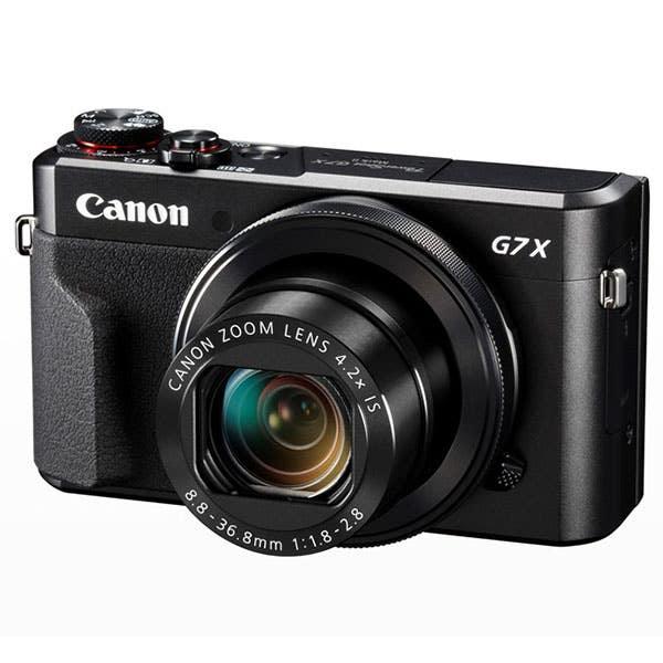 Image of Canon Powershot G7X Mark II