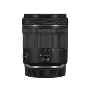 Canon RF 24-105mm F4 STM Zoom - front