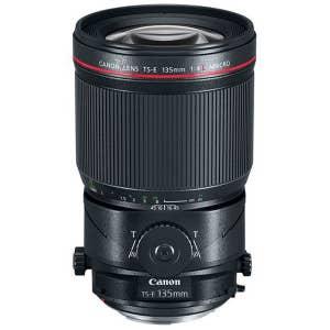 Canon TS-E 135mm f4L Tilt Shift Macro Lens