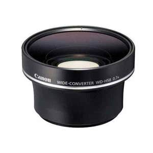 Canon WD-H58 Wide Angle Converter for HFS21
