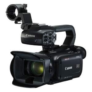 Canon XA40 Front Angle