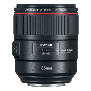 Canon EF 85mm F1.4 L IS  Lens
