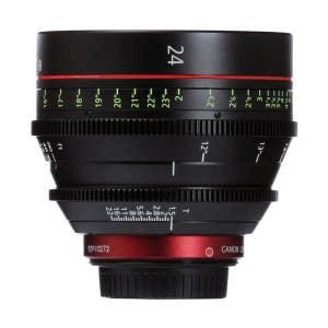 Canon CN-E 24mm T1.5 L F Cinema Lens