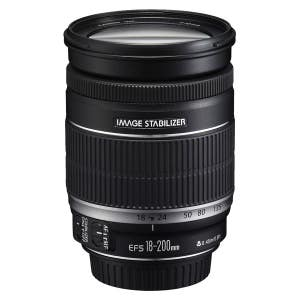 Canon EF-S 18-200mm IS (repack)