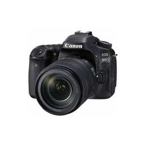 Canon EOS 80D - 18-135mm