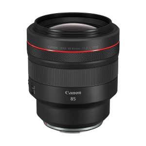 Canon RF 85mm F1.2 L USM  - front tilt