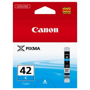 Canon CLI42C Cyan Ink Tank for PIXMA PRO100