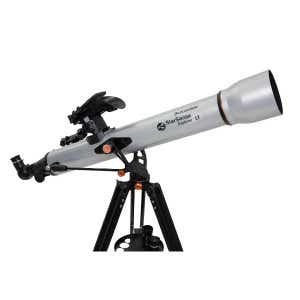 Celestron StarSense Explorer LT 80AZ Refractor Telescope