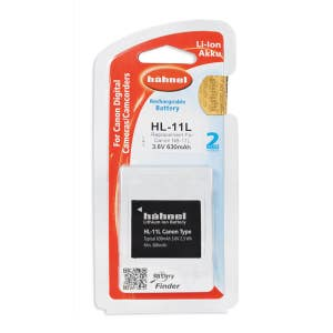 Hahnel Canon NB-11L Battery