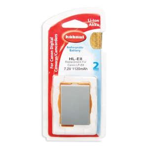 Hahnel Canon LP-E8 Battery