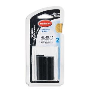 Hahnel Nikon EN-EL15 Battery
