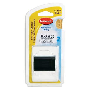 Hahnel Sony NP-FW50 Battery