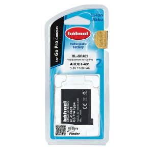 Hahnel GoPro AHDBT-401 Battery