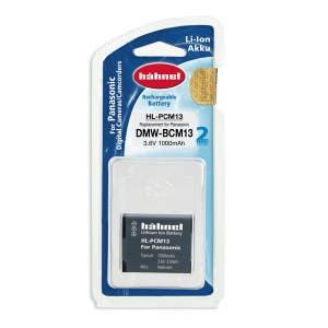 Hahnel Panasonic DMW-BCM13 Battery