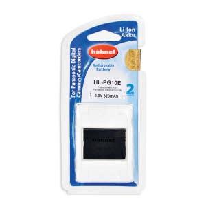 Hahnel Panasonic DMW-BCG10E Battery