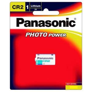 Panasonic CR2W 1BE Battery