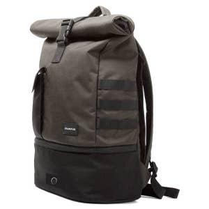 Crumpler The Trooper Backpack Charcoal/Black