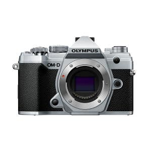 Olympus OM-D E-M5 Mark III Body Silver - Front