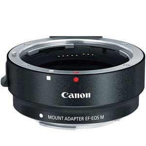 Canon Mount Adapter EF to EOS-M
