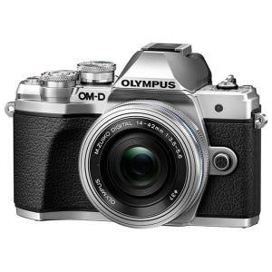 Olympus OM-D E-M10 Mark III + 14-42mm EZ - Silver