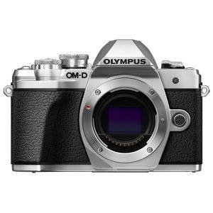 Olympus OM-D E-M10 Mark III Body - Silver