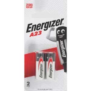 Energizer A2312V Alkaline Batteries - 2 Pack