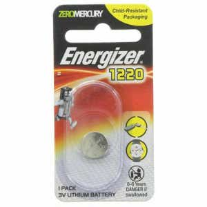 Energizer CR1220 Lithium Battery