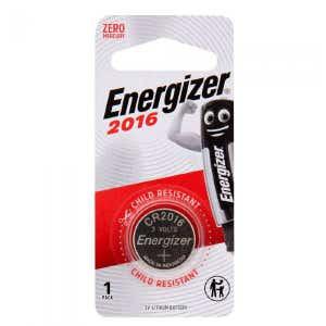 Energizer CR2016 Lithium Battery
