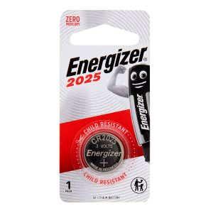 Energizer CR2025 Lithium Battery