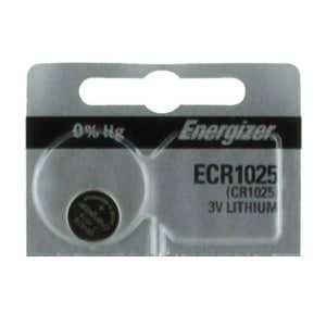 Energizer ECR1025 Battery 3V