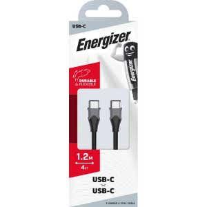 Energizer USB C to USB C - 1.2M